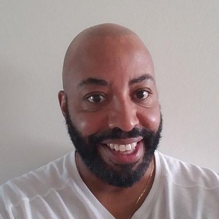 Gerald Johnson Headshot